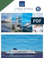 Pullmantur Sol y Playas de Brasil