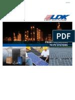 LDK Solar Cell