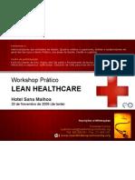 CLT Workshop Healthcare Lisboa