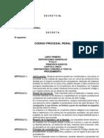 Código Procesal Penal de Honduras