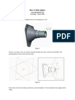 How to Make Splines