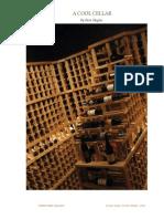 Passive Cooled Wine Cellar