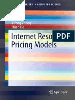 Internet Resource Pricing Model - Ke Xu