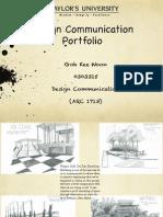 Design Communication (ARC 1713)