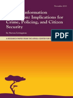 Africa's Information Revolution