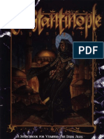 Vampire Dark Ages - By Night Constantinople