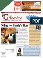 The Grapevine, January 15, 2014