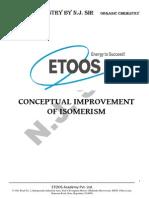 Conceptual Improvement of Isomerism Final DPP-372