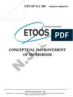 Conceptual Improvement of Isomerism Final DPP-372