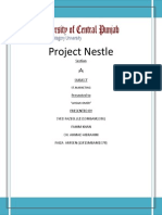 Nestle Project Done