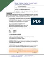 TDR Defensa Rivereña