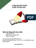 Chuyen de Ngu Phap Thi TNTT Va Dai Hoc
