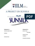 Project on Sunsilk