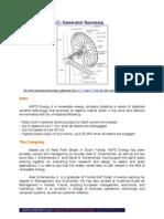executive summary - generator