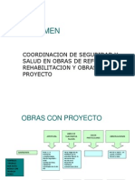 Esquema Sys Obras Reforma y Rehablilitacion
