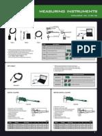 Catalog INSIZE - Instrumente de masura