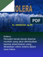 1. Kolera