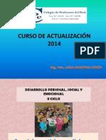 CURSO DE ACTUALIZACIÓN 2014 personal social