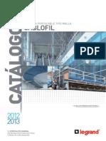 Catálogo Cablofil LR 2012 Bandeja Portacable Legrand
