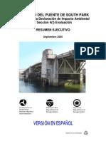 Borrador Proyecto Del Puente de South Park