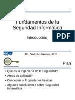 FSI-2013-Introducción