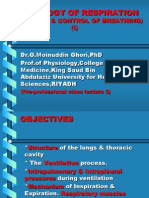 6.Physiology of Respiration (Mechanism of Breathing)
