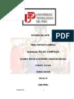 Pintura Flamenca Final Monografia-word 2003