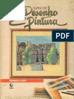 Curso de Desenho e Pintura Globo - Desenho a Lápis