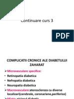 C3 - Managementul Urgentelor in Diabet - Continuare