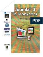 1 - Joomla 3 in Ten Easy Steps