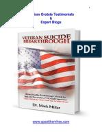 Lithium Orotate Helps PTSD - Testimonials