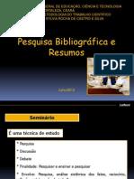 324392-Aula_02_-_Pesquisa_Bibliográfica_e_Resumos