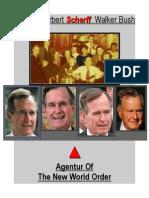 George Herbert Scherff Walker Bush