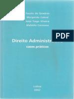 LIVRO Direito Administrativo Casos Práticos