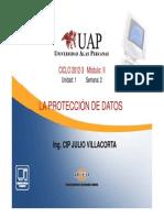 Ayuda 2.1 - Proteccion de Datos