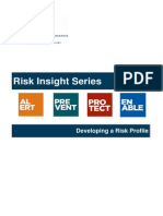 1 Developing a Risk Profile (1)