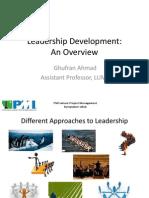 Leadership Development PMI - Jan 2012_Dr_Ghufran