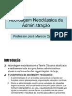 04 Abordagem Neoclássica da Administração