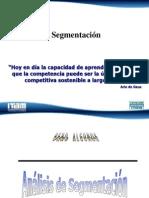 Segmentación Metodologia