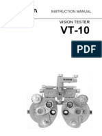 VT 10 InstructionManual