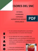 Depresores Del Snc (2010)