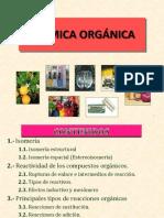 PPT teoría Química orgánica