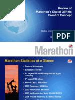 Marathon Digital Oilfield