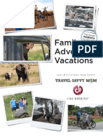 Family Adventure Vacation Tips