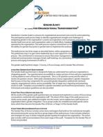 Gender Audit Overview