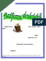 0 Planificare Calendaristica Word 2003