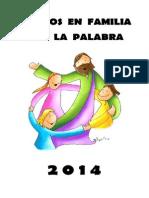 Oramos en Familia con la Palabra 2014_ Ntra. Sra. del Tránsito_San Viator_Jutiapa