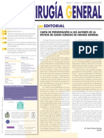 Revista Casos Clinicos Cirugia General N1