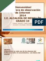 Carrera de Observacion 2013