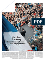 29132102 Nicols Sarkozy Ses Metamorphoses Ses Engagements